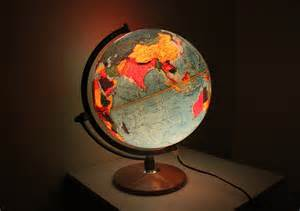 lights globe vintage illuminate globe l by hammond danmark