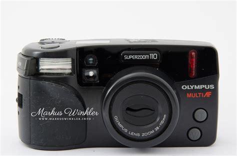 Kamera Olympus T 110 Olympus Superzoom 110
