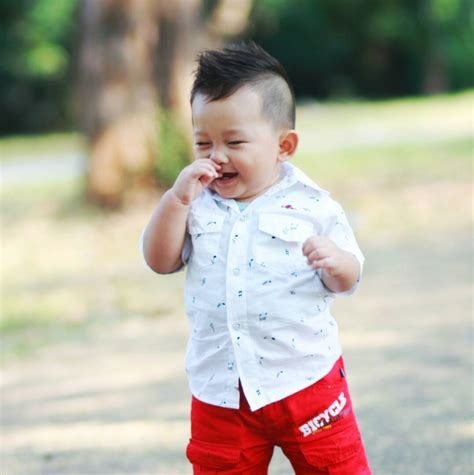 Model Rambut Lucu by Parenting Gaya Rambut Lucu Si Kecil