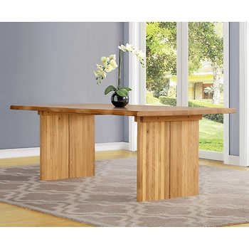 southbridge live edge dining table tables costco