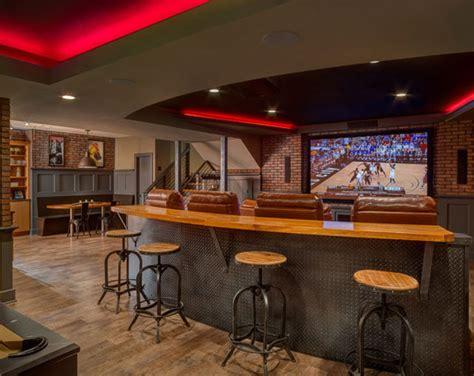 themed basement bar designs 45 amazing luxury finished basement ideas home