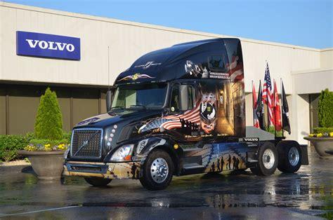 volvo big rig trucks custom volvo truck 4k ultra hd wallpaper and background