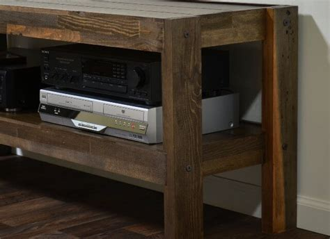 Reclaimed Wood Tv Stand Plans Pdf Woodworking