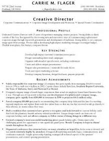 Marketing Resume Samples Gallery For Gt Marketing Resume Template