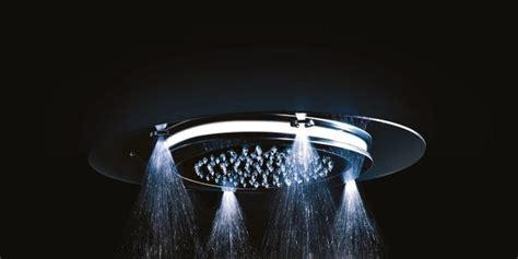 soffioni doccia a soffitto bagno accessori arredamento e mobili cose di casa