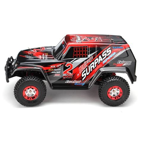 Rc Top Speed Desert Racer Mainan Remote Murah fy02 rc car 4wd electric power 1 12 2 4g desert road truck remote car 4 channels