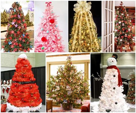better homes and gardens christmas tree ideas creative tree themes better homes and gardens autos post