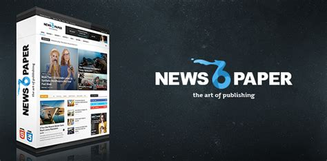 theme newspaper by tagdiv 2015 newspaper premium wordpress theme
