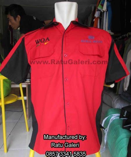 contoh dan desain seragam kerja kemejakonveksi surabaya kaos seragam