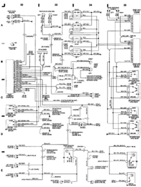 1988 toyota corolla electrical wiring diagram schematic