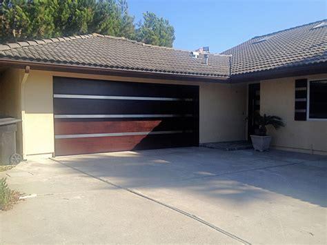 funky garage doors