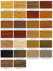 minwax color chart minwax stain chart buff coat hardwood floor renewal