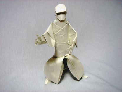 Origami Martial Arts - origami martial arts tutorial origami handmade