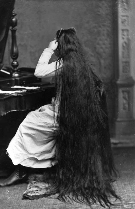 prove victorian women  cut  hair