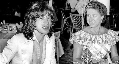 princess margaret party mick jagger and his friend princess margaret pictured