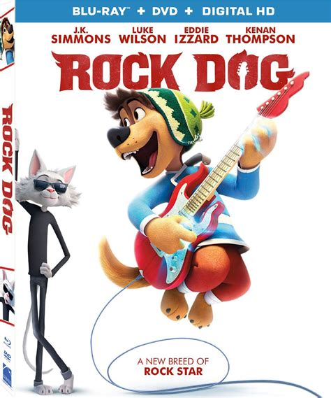 rock dog movie posters from movie poster shop rock dog dvd release date may 23 2017