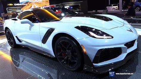 2020 Chevrolet Corvette Zr1 by 2020 Chevrolet Corvette Zr1 Exterior Walkaround 2018