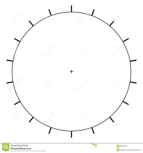 How To Make A Pie Chart On Paper - blank polar graph paper protractor pie chart vector