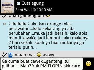 Wajah Florin Amankah florin skincare cocok bagi ibu aman no