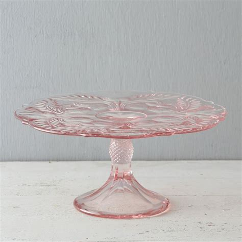 Pink Cake Pedestal 20 gorgeous cake stands to buy or diy