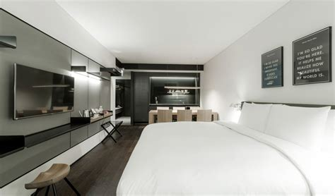 hotel design architecture design at glad hotel yeouido in seoul