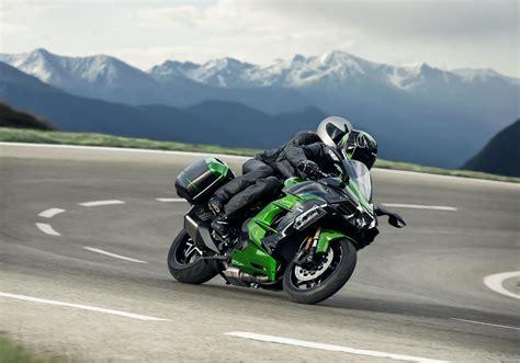 Motorrad Ninja H2 by Kawasaki Motorr 228 Der Sport Tourer Ninja H2 Sx Tourer