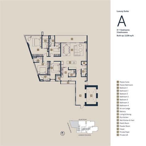 1 moulmein rise floor plan review for moulmein rise pulau tikus propsocial