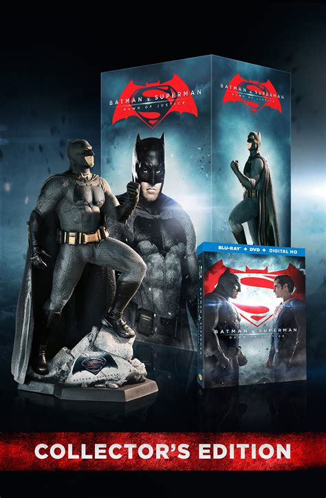 Batman V Superman 16 batman v superman of justice dvd release date july