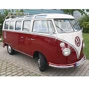 VW Typ2 T1 Samba  Bildersammlung Von Christof Rezbach