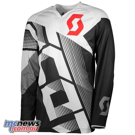 scott motocross gear ficeda introduce 2018 scott 350 race dirt apparel