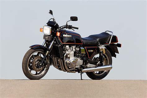 Bmw Motorrad 6 Zylinder Test by Kawasaki Z 1300 Der Sanfte Riese Vergleichstest