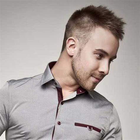 hairstyles for men with big foreheads 2014 latest men s hair trends for spring summer pouted