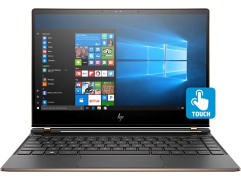 hp laptop help desk hp 174 spectre thin laptop 13 quot touch screen 1ps11av 1