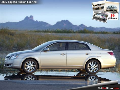 2006 toyota avalon iii pictures information and specs auto database com toyota avalon iii 2006 pics auto database com