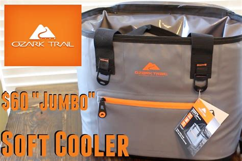 ozark trail cooler bag like yeti yeti hopper killer 60 ozark trail jumbo soft cooler
