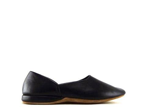 chaussures d interieur cuir