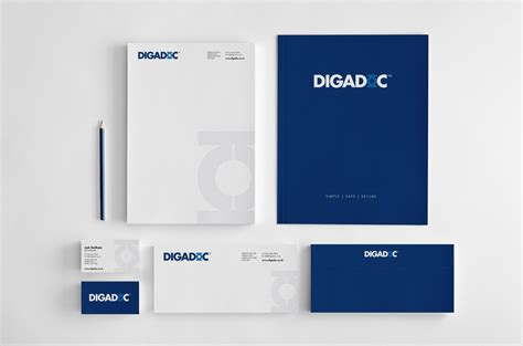 branding design study digadoc design study branding an exciting new product