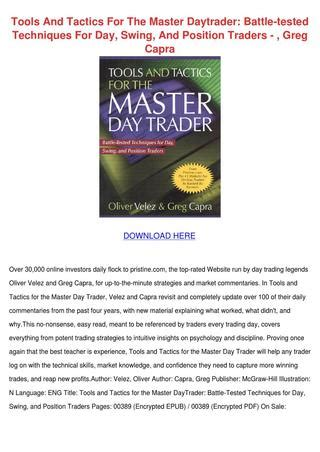 the master swing trader pdf tools and tactics for the master daytrader ba by margorie