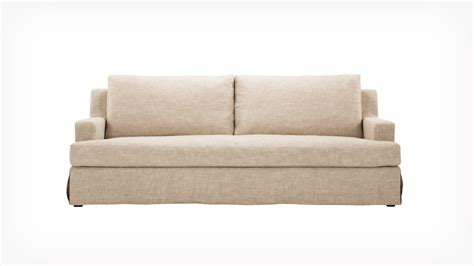 sofa slip covers eq3 blanche slipcover sofa