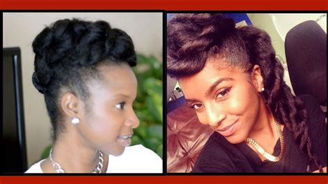 hair dos for twist natural hair chunky two strand twist updo w