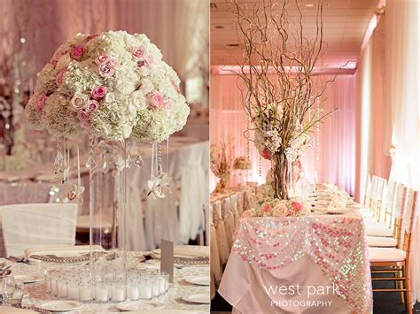 Pale Pink Wedding Decor by Offbeat Or Daring Color Schemes To Suit Any