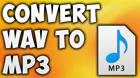 best free wav to mp3 converter how to convert wav to mp3 best wav to mp3