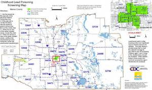 florida postal code map county screening maps florida department of health