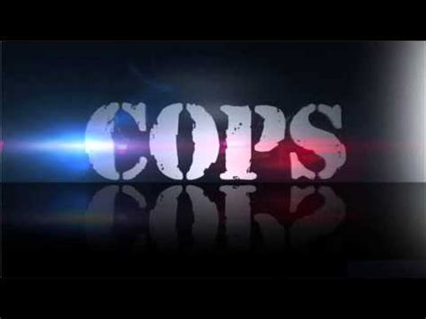 songs for light shows cops theme song tv version