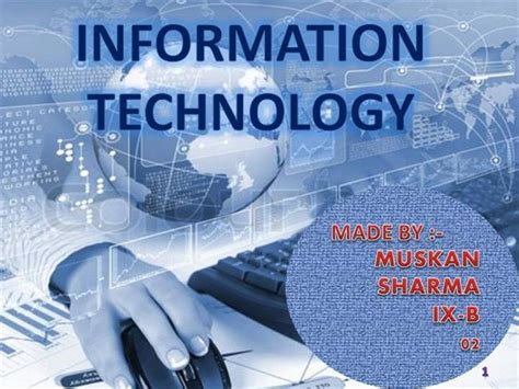 information technology ppt authorstream