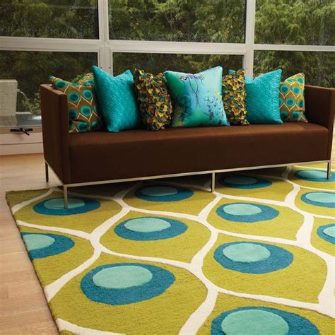decorative rugs for living room 72 best living room decor brown blue and white palette