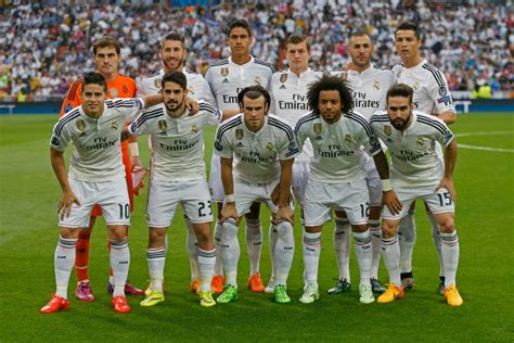 Calendrier 2018 Real Madrid Le Plus Cher C Est Le Real Football Sports Fr