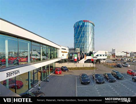 v8 hotel stuttgart das v8 designhotel im herzen der motorworld stuttgart