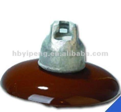 10 32 Ceramic Cap - ansi 52 3 disc suspension porcelain insulators with cap