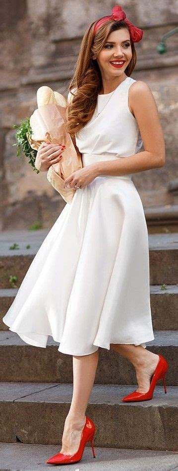 best 25 white dress ideas on white